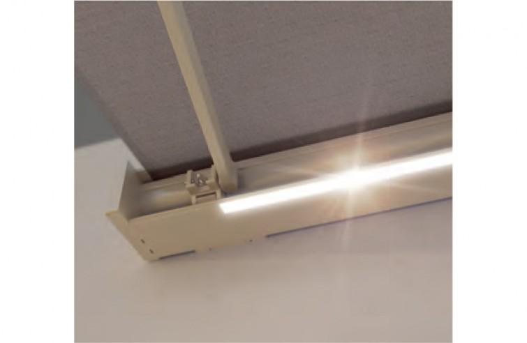 Markýza Camabox s LED osvětlením