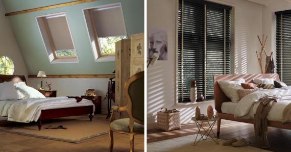 Jak zastínit ložnici pro kvalitní spánek?