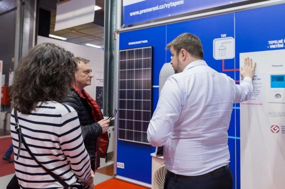 Veletrh SOLAR PRAHA 2020
