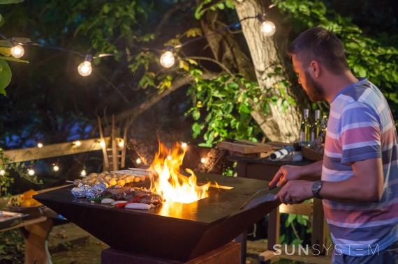 Jarní fotosoutěž s aplikací Sun System o luxusní gril Vulcanus